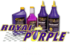 Royal Purple: Synthetic Oil, Lubricants